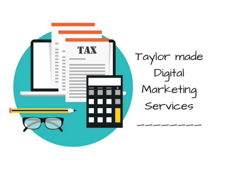 Digital Marketing Services για Φοροτεχνικούς - Λογιστές