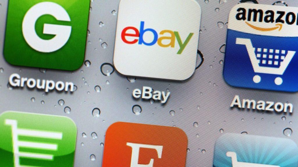 exagoges me ti diadiktyaki platforma ebay